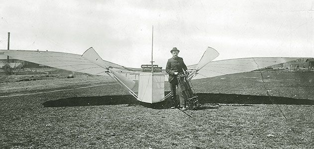 A Smithsonian curator evaluates recent challenges to the Wright brothers' place in history