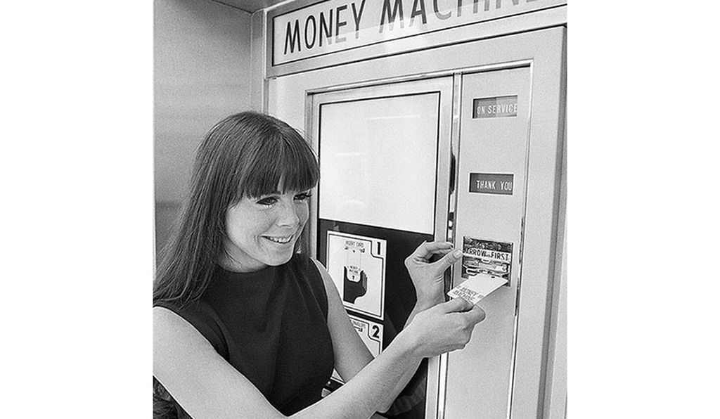 The History of the ATM | History | Smithsonian