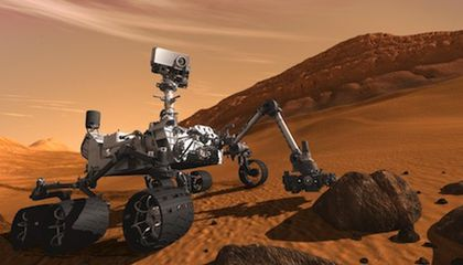 Curiosity, NASA's Most Advanced Rover Yet, Is About to Land on Mars
