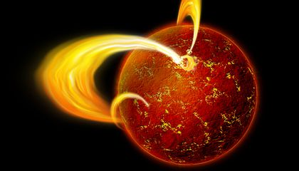 A Magnetar Mystery blog image