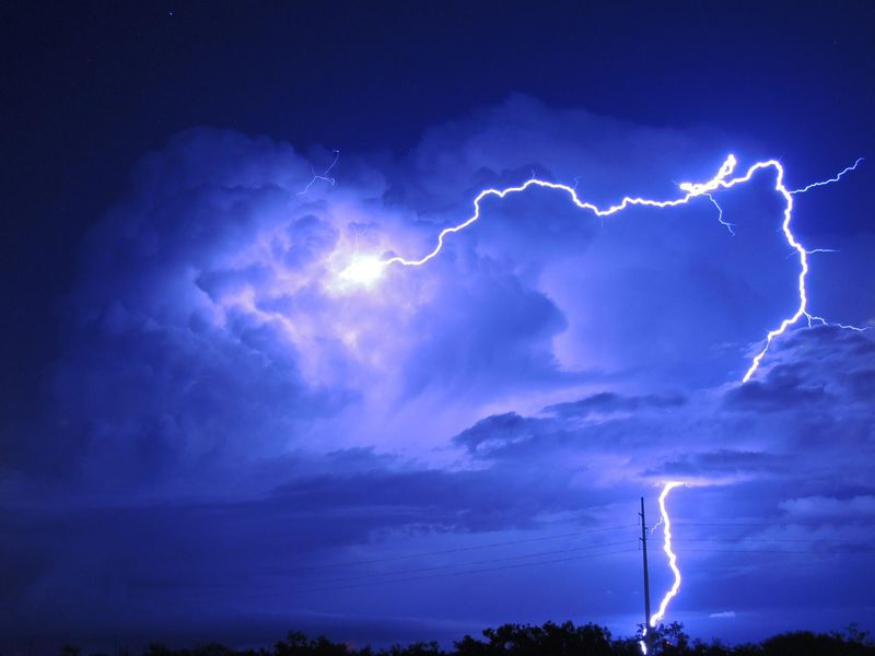 record breaking lightning strikes force redefinition of the