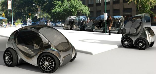 Foldable cars are in our future.