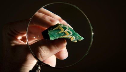 It Took Two Years for Global Experts to ID This Little Shard of Roman Glass