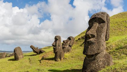 New Evidence Finds That Easter Island Wasn't Destroyed by War After All