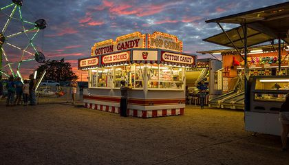 Daydream About Summer With These Color-Drenched Photos of the Great American Fair