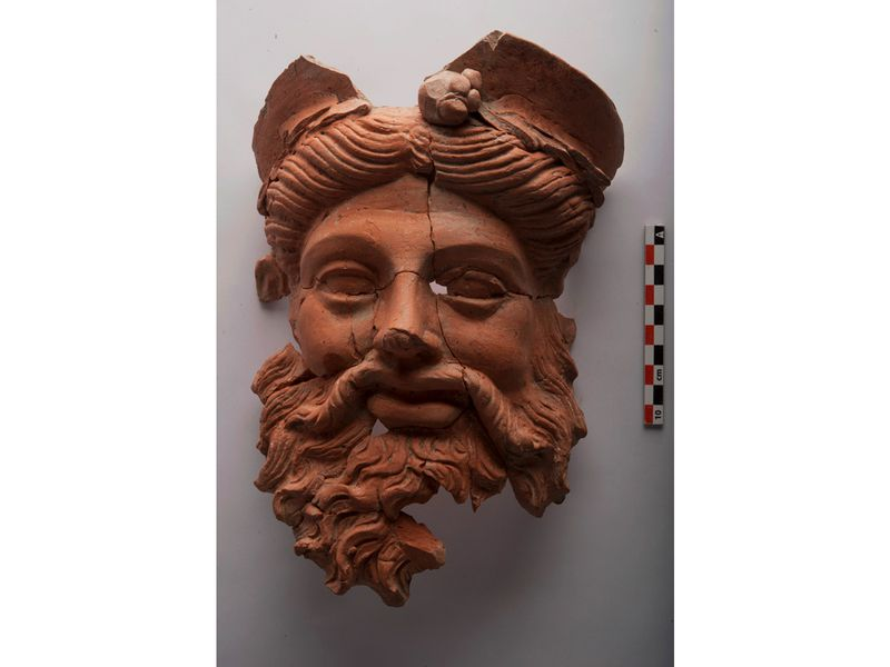Mask of Dionysus