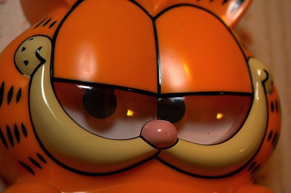 It S Not Just You Garfield Is Not Meant To Be Funny Smart News Smithsonian Magazine