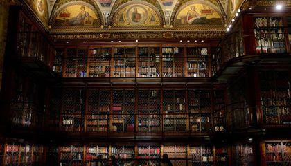Nosy Researchers Are Sniffing a Vintage Library