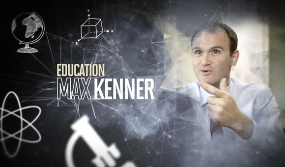 Preview thumbnail for video'Smithsonian Ingenuity Awards 2014: Max Kenner