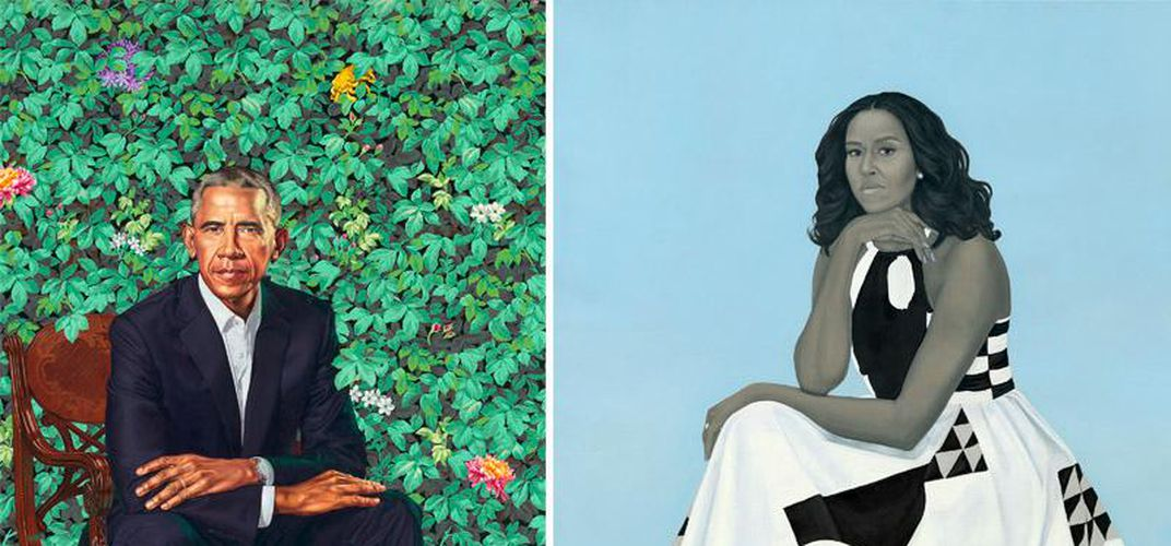 Caption: NPG's Obama Portraits Will Go on Five-City Tour