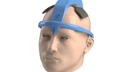 Could This Head Gear Help Treat Parkinson's Disease?