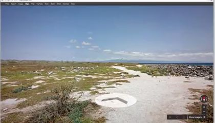 Google Street View Goes to the Galapagos
