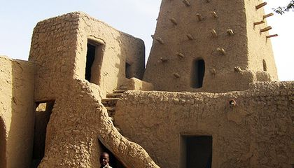 Timbuktu's Ancient Relics Lay In Ruins At Hands of Militant Group