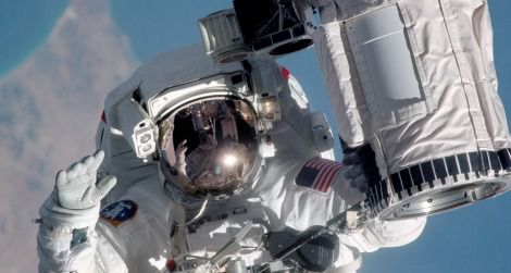 how to travel to outer space