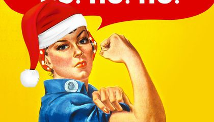 In World War II America, Female Santas Took the Reins
