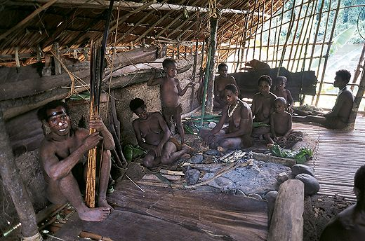 Sleeping with Cannibals | Travel | Smithsonian
