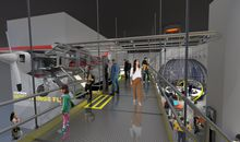 At the National Air and Space Museum, a New Gallery Is Being Designed To Be Hands On