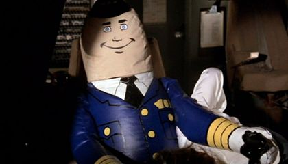 Let George Fly the Plane