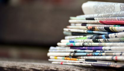 Pew Finds Social Media Has Surpassed Print Newspapers as Americans' Main News Source