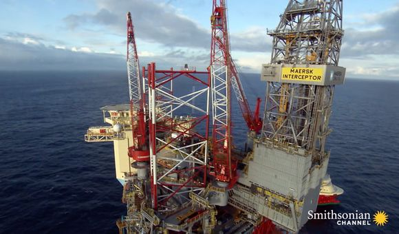 Preview thumbnail for video'EXPIRED DO NOT PUBLISH How a Deep-Sea Offshore Drilling Rig Works