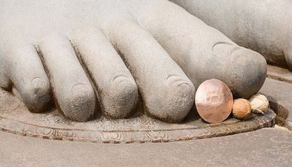 Are These Two Toes the World's First Prostheses?