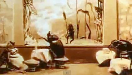 The Earliest Stop Motion Animations are Weirdly Wonderful