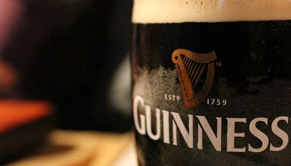 Hey Vegans! There May Be Fish Bladder in Your Guinness
