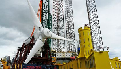 Inside the World's First Large-Scale Effort to Harness Tidal Energy