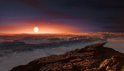 Is the New Planet Proxima b Really Habitable?