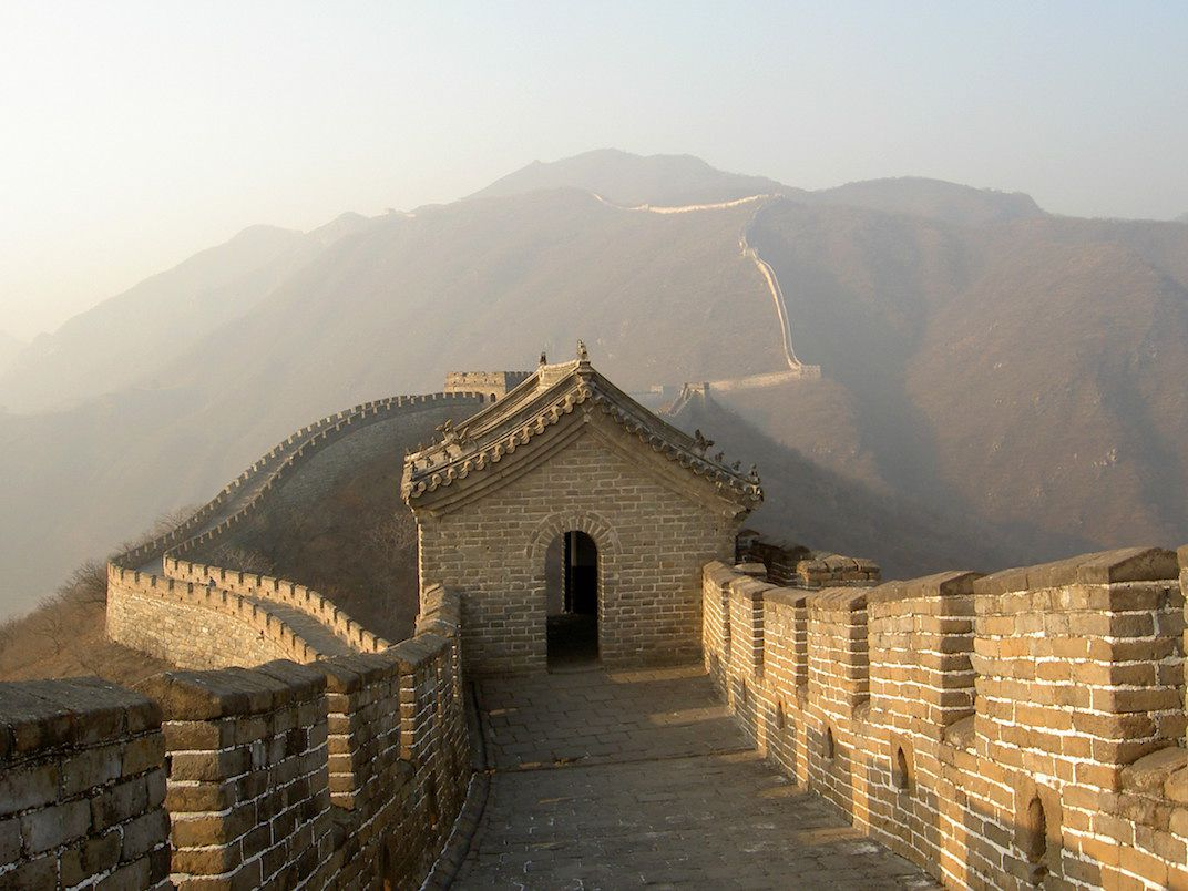 Sticky Rice Mortar, the View From Space, and More Fun Facts About China's  Great Wall | History | Smithsonian Magazine