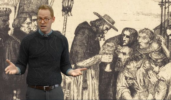 Preview thumbnail for video'Ask Smithsonian: How Did the Plague Kill So Many? Could It Happen Again?