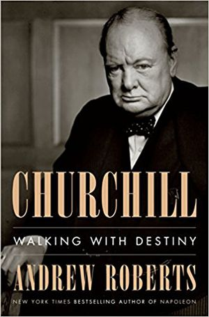 Preview thumbnail for video 'Churchill: Walking with Destiny