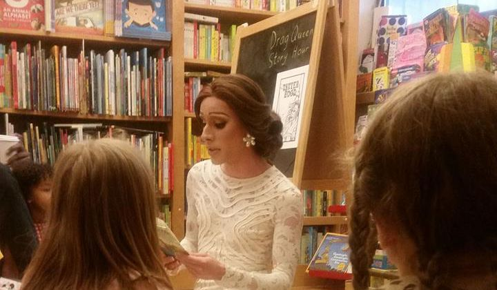 Drag Queens Are Libraries' Newest Storytellers