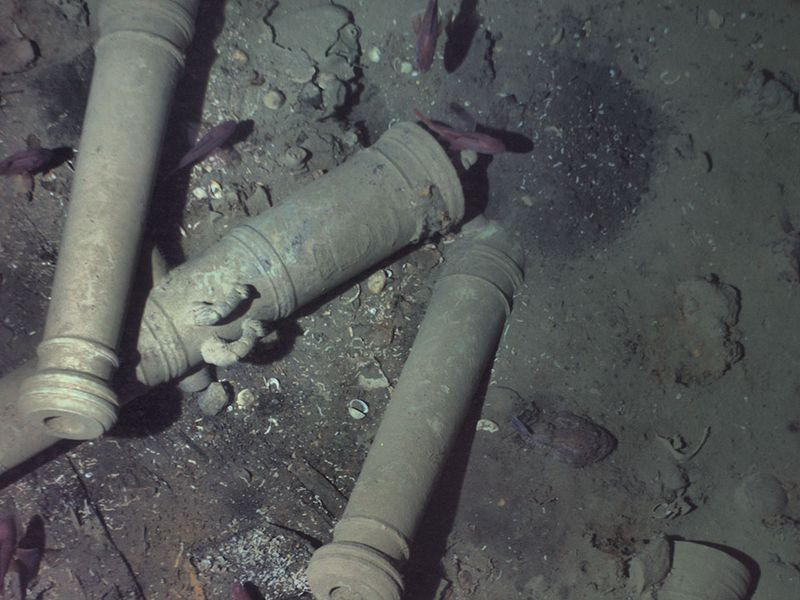 Holy Grail Of Spanish Treasure Galleons Found Off Colombia Smart