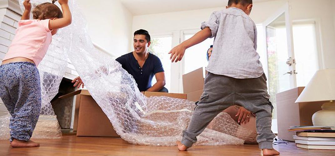 Caption: The Accidental Invention of Bubble Wrap