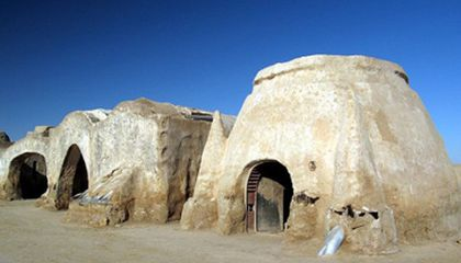 Tatooine Is About To Be Reclaimed by the Desert