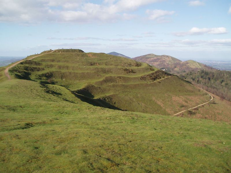 British Camp Hillfort