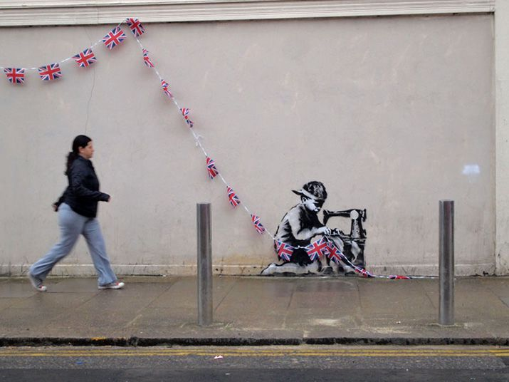 The Story Behind Banksy | Arts & Culture | Smithsonian