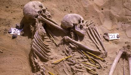 Did Climate Change Drive Prehistoric Hunter-Gatherers in Sudan to War?