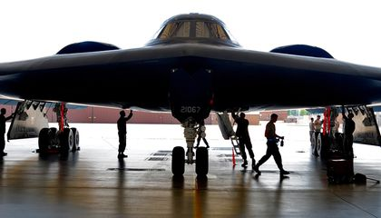 The Stealth Bomber Elite