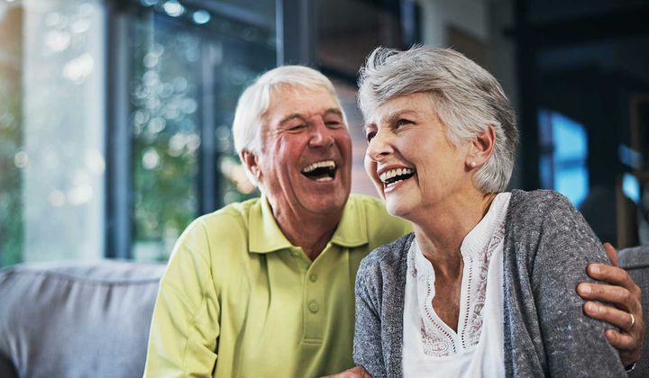 Older Individuals Have Greater Control of Feelings