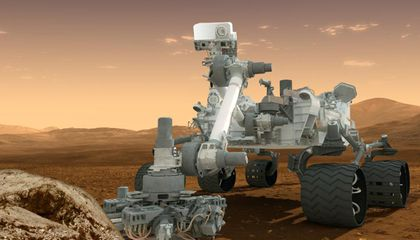 How to Follow Every Second of the Curiosity Mars Mission