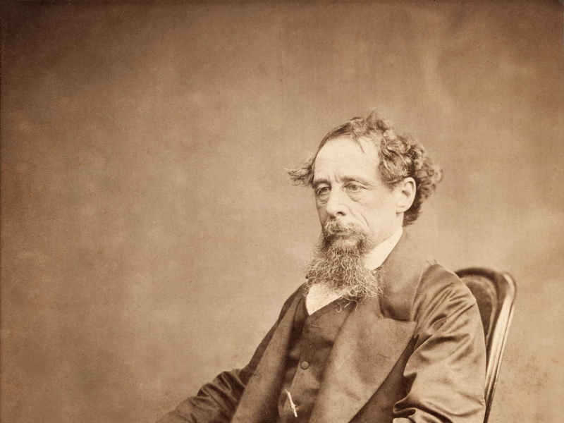 Charles Dickens 1860s