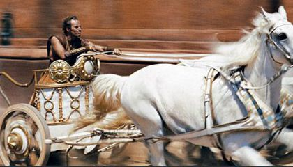Restoring Ben-Hur: Catherine Wyler Reminisces About her Father's Biggest Film