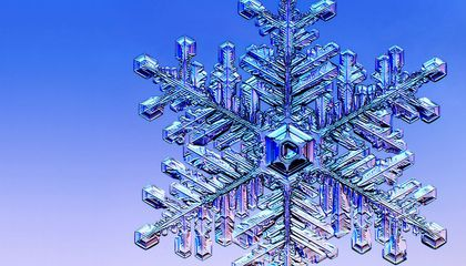 The Art and Science of Growing Snowflakes in a Lab | Science