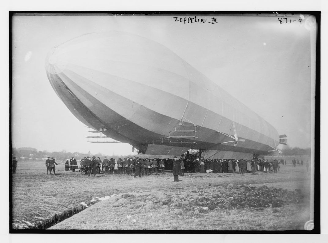 Image of a Zeppelin