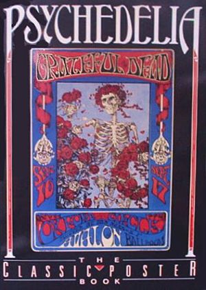 Preview thumbnail for video 'Psychedelia: The Classic Poster Book
