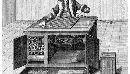 Debunking the Mechanical Turk Helped Set Edgar Allan Poe on the Path to Mystery Writing