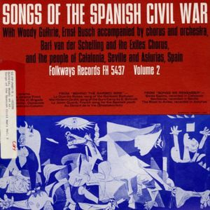 Preview thumbnail for video 'Songs Spanish Civil War 2