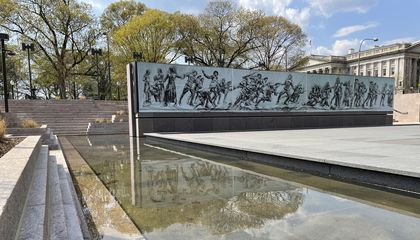 How D.C.'s Newly Unveiled WWI Memorial Commemorates the Global Conflict